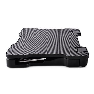 Stativ pentru laptop Pliabil Stativ Ajustabil Laptop Tot-În -1 Stați cu ventilator de răcire Metal altele laptop Macbook