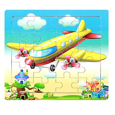 Puzzle Jucarii Altele Aeronavă desen animat în formă Ne Specificat Bucăți