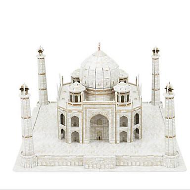 3D - Puzzle Holzpuzzle Modellbausätze Berühmte Gebäude Architektur 3D Heimwerken Naturholz Klassisch Unisex Geschenk