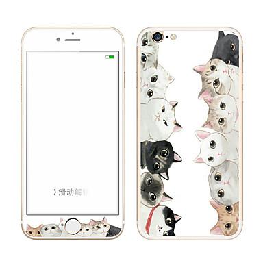 Ecran protector pentru Apple iPhone 6s Plus iPhone 6 Plus Sticlă securizată Ecran Protecție Față & Spate Ultra Subțire Model Rezistent la