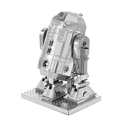 3D-puzzels Legpuzzel Metalen puzzels DHZ Roestvast staal Metaal Kinderen Volwassenen Meisjes Jongens Unisex Geschenk