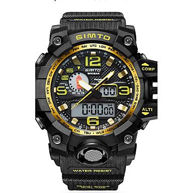 Bărbați Pentru copii Ceas digital Unic Creative ceas Ceas de Mână Ceas Militar  Ceas Elegant  Ceas La Modă Ceas Sport Ceas Casual Chineză