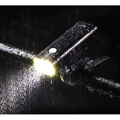 Suport Lumini de Bicicletă XP-G2 Ciclism Intensitate Luminoasă Reglabilă Lumină LED USB 400 Lumeni USD Alb Cald Ciclism