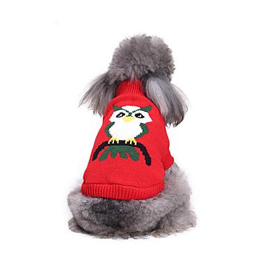Katze Hund Pullover Hundekleidung Lässig/Alltäglich Tier Kostüm Für Haustiere