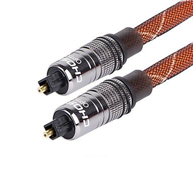 SC Kabel, SC to SC Kabel Mannelijk - Mannelijk Verguld koper 1.5M (5FT)