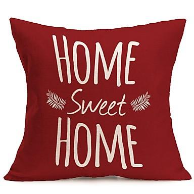 1pcs mode r tro style taie d 39 oreiller en lin de haute qualit style frais de 6104476 2018. Black Bedroom Furniture Sets. Home Design Ideas