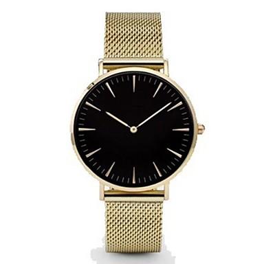 Herrn Armbanduhr Kleideruhr Modeuhr Armbanduhren für den Alltag Chinesisch Quartz Armbanduhren für den Alltag Metall Band Charme