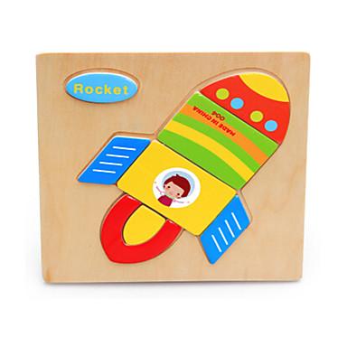 Holzpuzzle Spielzeuge Flugzeug keine Angaben Stücke