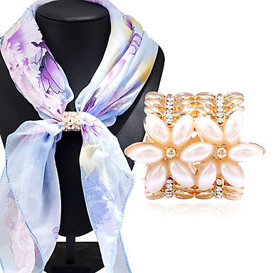 Pentru femei Broșe Ștras Clasic Modă Imitație de Perle Aliaj Altele Bijuterii Pentru Zilnic Casual