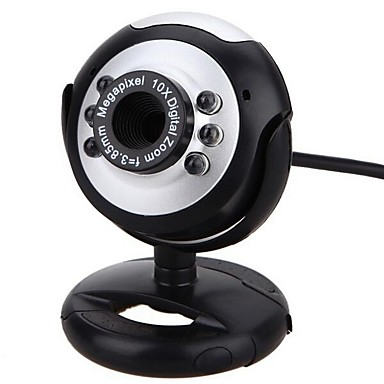 webcam camera foto cu usb port reglabil suport încorporat microfon suport volum control led