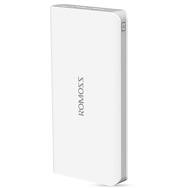 cheap Power Banks-ROMOSS 20000 mAh For Power Bank External Battery 5 V For For Battery Charger Over-discharge Protection / Over-charge Protection / Short circuit Protection LED