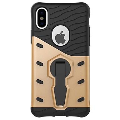 7 Custodia Apple 8 Plus Per X 8 Per iPhone Armatura retro a iPhone iPhone supporto agli iPhone 06190935 urti Con 360° Resistente Rotazione r4vqrw