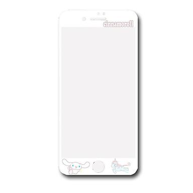 Ecran protector pentru Apple Sticlă securizată 1 piesă Ecran Protecție Întreg High Definition (HD) / 9H Duritate / La explozie