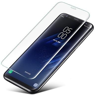 Sticlă securizată Ecran protector pentru Samsung Galaxy Note 8 Ecran Protecție Față High Definition (HD) 2.5D Muchie Curbată Rezistent la
