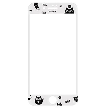 Sticlă securizată Ecran protector pentru Apple iPhone 6s Plus iPhone 6 Plus Ecran Protecție Întreg High Definition (HD) 9H Duritate La