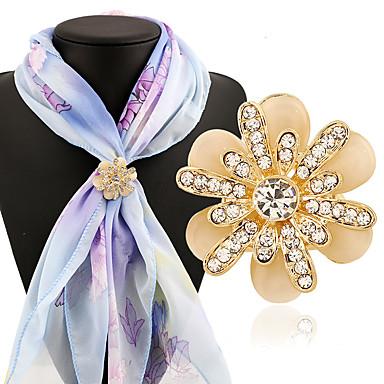 Pentru femei Broșe Ștras imitație Opal La modă Clasic Ștras Aliaj Bijuterii Bijuterii Pentru Zilnic Casual