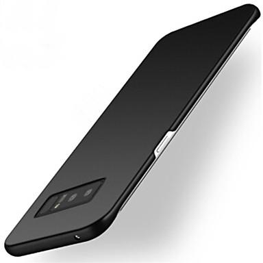 voordelige Galaxy Note 5 Hoesjes / covers-hoesje Voor Samsung Galaxy Note 8 / Note 5 / Note 4 Mat Achterkant Effen Hard PC