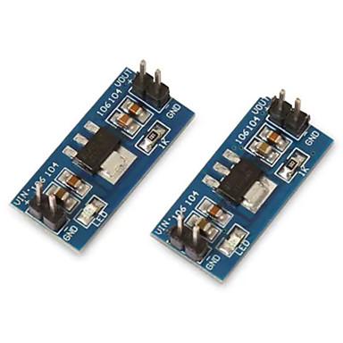 2pcs 3.3v ams1117 modul de alimentare diy pentru arduino