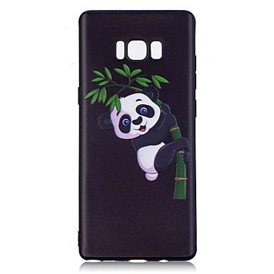 Maska Pentru Samsung Galaxy Note 8 Model Carcasă Spate Panda Moale TPU pentru Note 8