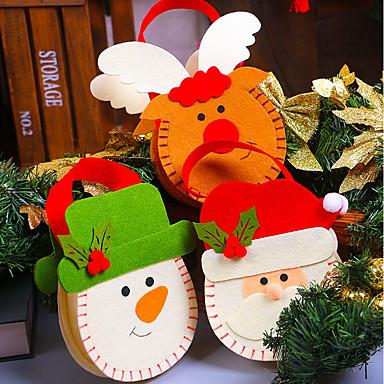 1 buc Case Vacanță Geantă stocare Ornamente Nuntă, Decoratiuni de vacanta Ornamente de vacanță