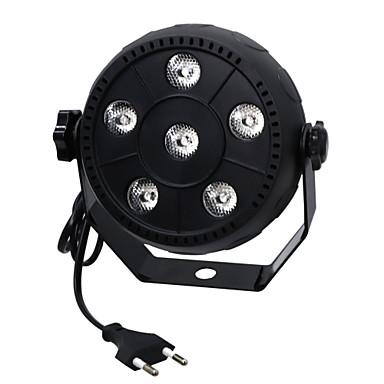 ywxlight® 3w eu plug 18w a condus lumina luminoasă par lumină lumina de control pentru ktv bar