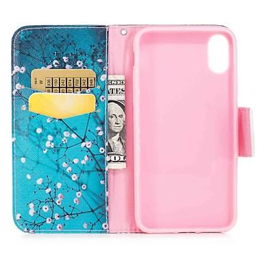Albero X credito Per Custodia per pelle A Con Porta supporto iPhone 8 di Resistente sintetica portafoglio 06257088 iPhone carte Apple Integrale wtdAzqWxdZ