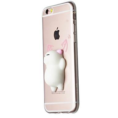 Apple 06190910 te X Per Fantasia iPhone iPhone Fai retro 7 iPhone iPhone 8 8 Custodia disegno squishy Per 7 iPhone Transparente Gatto Plus Plus da q5RStwxd