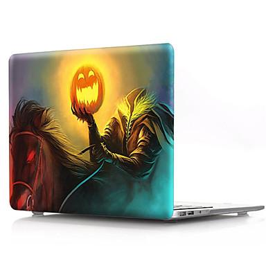 MacBook Carcase pentru Halloween Desene Animate Animal TPU MacBook Air 13-inch MacBook Air 11-inch MacBook Pro Retina kijelzős, 13 hüvelyk
