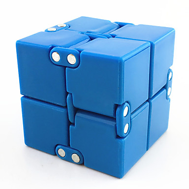 Cube Infini Jouets Fidget Cubes Magiques Jouet Educatif Anti-Stress Carré Nouveauté 3D Classique Garçon