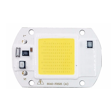 1pc COB 220-240V Luminous LED Chip for DIY LED Flood Light Spotlight 20W