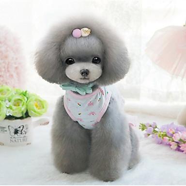 Câine Γιλέκο Îmbrăcăminte Câini Casul/Zilnic Prințesă Verde Roz
