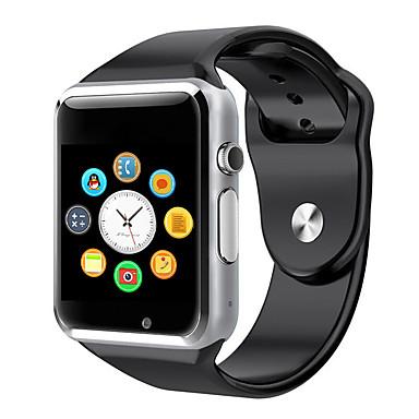 זול שעונים חכמים-a1 Bluetooth התנועה צמיד smartwatch ילד כרטיס טלפון תמונה מיקום עמיד למים רב פונקציה