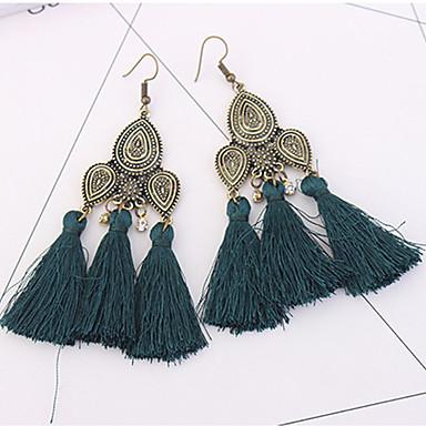 Pentru femei Cercei Picătură Ciucure Modă Aliaj Geometric Shape Bijuterii Petrecere Costum de bijuterii
