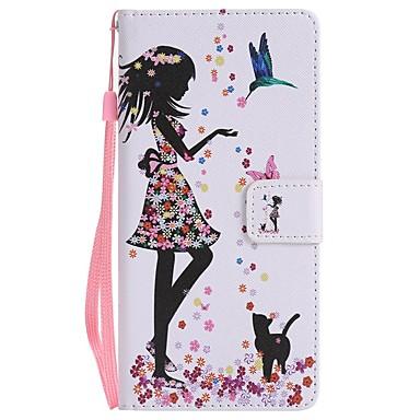 Maska Pentru Samsung Galaxy Note 8 Titluar Card Portofel Cu Stand Întoarce Magnetic Model Carcasă Telefon Femeie Sexy Greu PU piele pentru