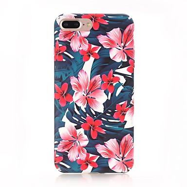Effetto iPhone disegno PC 8 8 Plus X retro iPhone Fiore Custodia Apple iPhone iPhone decorativo 8 iPhone Per 06307242 Per ghiaccio Resistente X per Fantasia MIzZYq