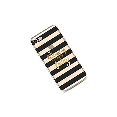 X iPhone famose 06317746 Custodia Fantasia 8 Per iPhone retro TPU Plus onde Apple iPhone 8 iPhone X Morbido disegno iPhone Transparente Per 8 Frasi per Con fwwqtI6