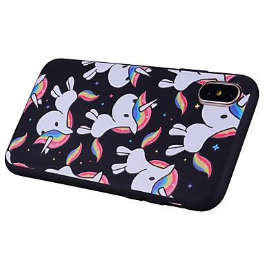 Morbido 8 iPhone Custodia 8 retro iPhone Per Fantasia iPhone iPhone 8 X iPhone Unicorno 7 Per per X Silicone 06272821 disegno Plus Apple iPhone rnnXFpP