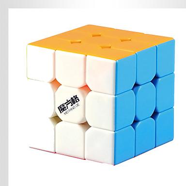 cubul lui Rubik QI YI LEITING 394-10 Cub Viteză lină Cuburi Magice puzzle cub Cadou Fete