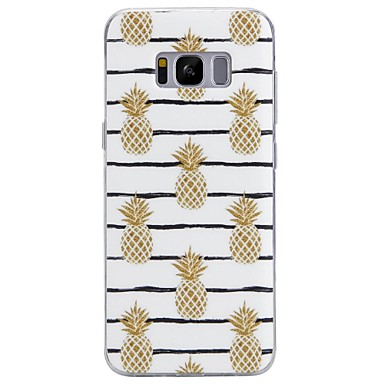 Case For Samsung Galaxy Pattern Back Cover Fruit Soft TPU for S8 Plus S8 S7 edge S7 S6 edge plus S6 edge S6 S6 Active S5 Mini S5 Active
