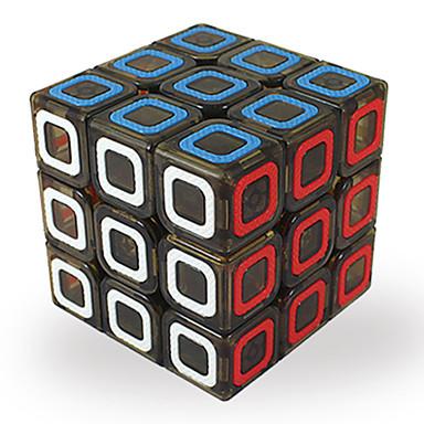 cubul lui Rubik QI YI Dimension 3*3*3 Cub Viteză lină Cuburi Magice puzzle cub Pătrat Cadou