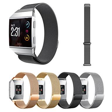 Ремешок для часов для Fitbit ionic Fitbit Миланский ремешок Металл Повязка на запястье