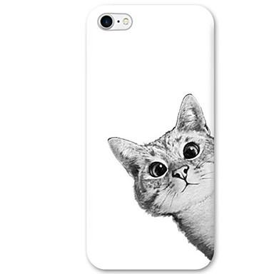 케이스 제품 Apple iPhone X iPhone 8 패턴 뒷면 커버 고양이 소프트 TPU 용 iPhone X iPhone 8 Plus iPhone 8 iPhone 7 Plus iPhone 7 iPhone 6s Plus iPhone 6s