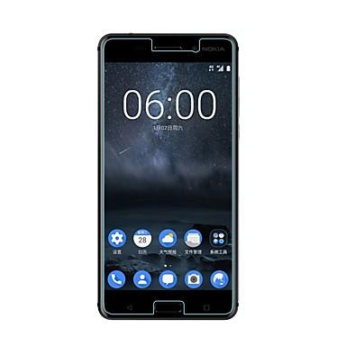 Protetor de Tela Nokia para Nokia 6 Vidro Temperado 1 Pça. À prova de explosão