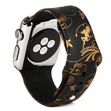 Uita-Band pentru Apple Watch Series 3 / 2 / 1 Apple Banderola Sport Silicon Curea de Încheietură