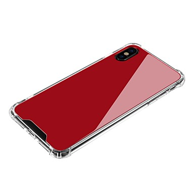 8 iPhone per 06392578 iPhone agli retro Apple Morbido X Tinta TPU 8 iPhone Plus Per urti Resistente unita Custodia 8 Per X iPhone iPhone qZEpxAnAB