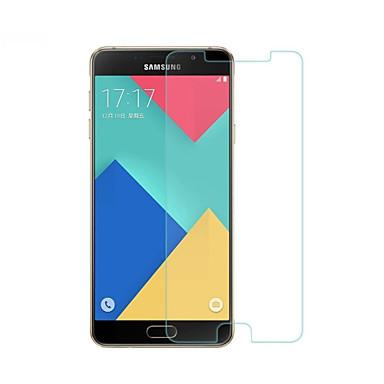 화면 보호기 Samsung Galaxy 용 A5(2016) 안정된 유리 1개 화면 보호 필름 2.5D커브 엣지 9H강화 고해상도 (HD)