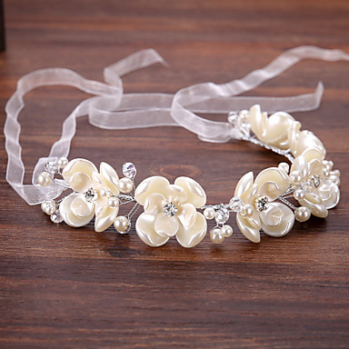 cheap Kids' Headpieces-Kids Girls' Others Hair Accessories White One-Size / Headbands