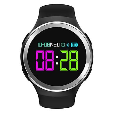 זול שעונים חכמים-חכמים שעונים ל iOS / Android מוניטור קצב לב / כלוריות שנשרפו / מעקב אימון / מזכיר שיחות / בקרת APP מד צעדים / מזכיר שיחות / מעקב שינה / תזכורת בישיבה / מצאו את המכשירשלי / Alarm Clock / NRF51822