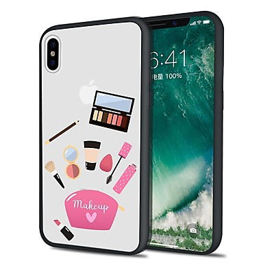 iPhone 8 Per 8 Apple Morbido X 7 Glitterato iPhone iPhone disegno iPhone X Plus Fantasia retro Per iPhone iPhone 06460802 8 TPU Custodia Plus per XxqTzX