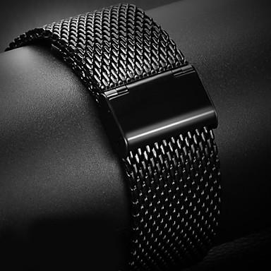 Παρακολουθήστε Band για Apple Watch Series 3 / 2 / 1 Apple Λουράκι Καρπού Μιλανέζικη Πλέξη Ανοξείδωτο Ατσάλι